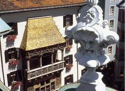 Innsbruck: Middle Ages - the Golden Age