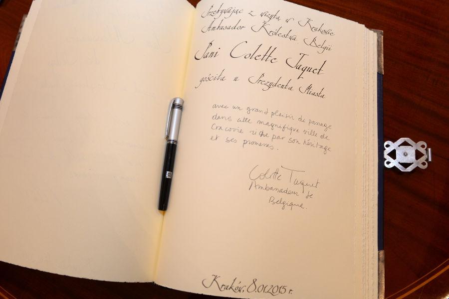 Libro degli ospiti cracovia aperta al mondo for La stanza degli ospiti libro