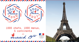 Goût de France / Good France  – a treat for lovers of French cuisine!