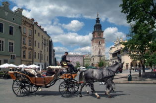 Krakow among World's Top 10!