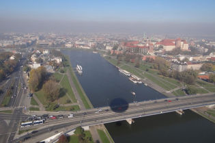 """The Guardian"" on Krakow anti-smog policy"