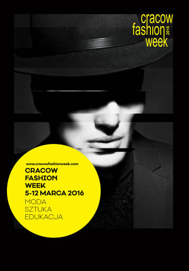 cracow fashion awards plakat