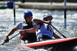 Le Championnat d'Europe de Canoë-Kayak à Cracovie