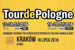 Tour de Pologne w Krakowie: dziś poważne zmiany w organizacji ruchu