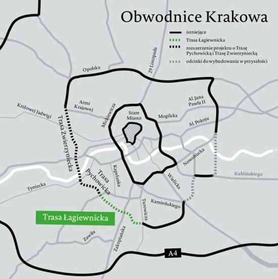 Trasa Łagiewnicka