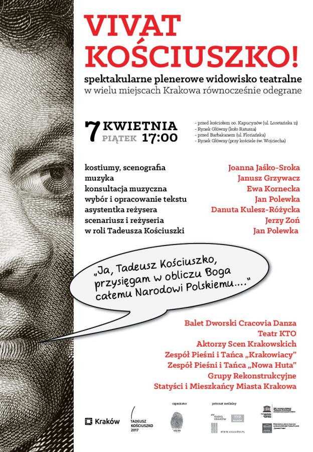 Vivat Kościuszko!