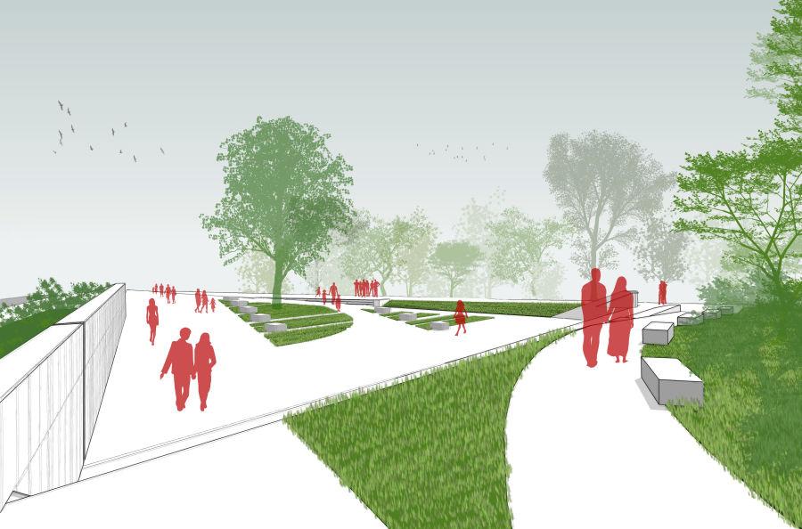 Plac Inwalidów - wizualizacja2