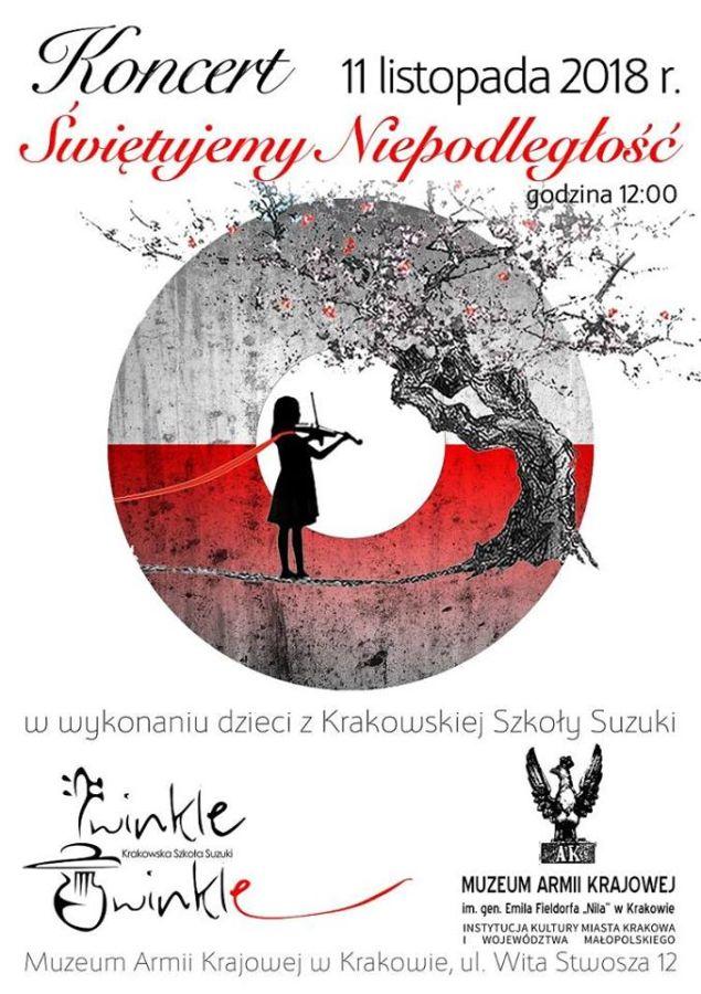 Narodowe święto Niepodległości W Muzeum Ak Magiczny Kraków