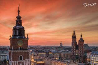 Krakow in the ranking of the best cities in the world published by the Travel + Leisure website