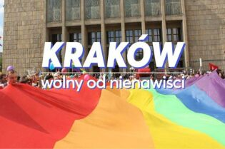 Cracovie contre la discrimination de la communauté LGBT