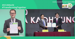 59th ICCA Congress Legacy: ICCA and the Kaohsiung City Government sign the Kaohsiung Protocol