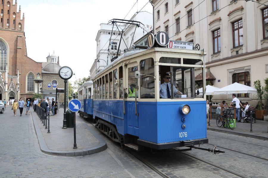 Trwa kolejny sezon Krakowskiej Linii Muzealnej - Magiczny Kraków