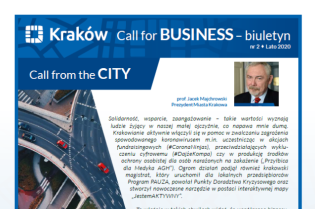 Nowy numer Call for Business (nr 2) - zapraszamy do lektury