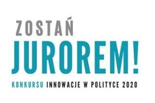 Zostań jurorem Innovation in Politics Awards 2020