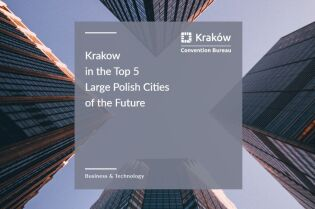 Kraków rated one of the Best Polish Cities of the Future by fDi Intelligence
